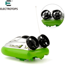 E T Classic Mini RC Boats Radio Remote Control Hovercraft Hover barco de pesca Water Best Gifts for Children Kids Birthday Toy(China)