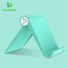 FLOVEME Flexible Phone Holder for Mobile Phone Stand For Samsung Galaxy Note 8 Tablet Holder For iPad Tablet Accessories Support(China)