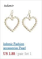Golden earrings female minimalist geometric circular earrings contracted temperament earrings Long female stud earrings women