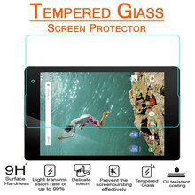 For Google Nexus 9 8.9 inch Tablet Tempered Glass Screen Protector 2.5D 9H Premium Explosion-Proof Anti Shatter Protective Guard(China)