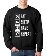 2017 new autumn winter harajuku hoodies fashion brand men eat sleep game sweatshirt top fleece streetwear male funny hip hop