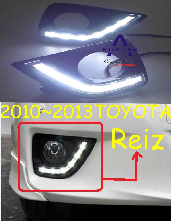 2005~2009/2011~2013 Reiz daytime light,Free ship!LED,Reiz fog light,2ps/set,camry,prado;COROLLA<br><br>Aliexpress