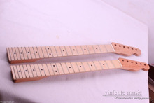 two Guitar neck electric guitar neck Solid wood 22 fret New 25.5