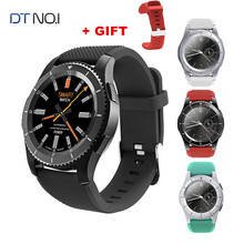 Original DT NO.1 G8 Smart watch phone Bluetooth 4.0 SIM Card Call Message Reminder Heart Rate GS8 Smartwatch For IOS Android