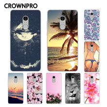 Buy CROWNPRO TPU CN Version Xiaomi Redmi Note 4 Case Cover Soft Silicon Patterned Phone Back Protective Case FOR Xiaomi Redmi Note 4 for $1.14 in AliExpress store