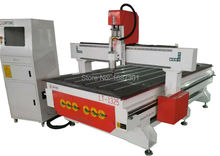 CE standard !! LT-1325  rotary (optional) vacuum table cnc router 1325