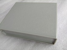 Plastic shell square plastic boxes Universal plastic casing Cheap direct plastic shell enclosure box 40*120*150mm
