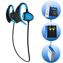 2017 Good Price Christmas Gift IPX8 Waterproof Cordless Bluetooth Stereo Earphones Manufacturer