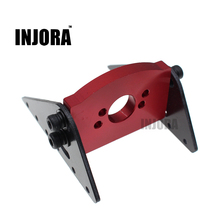 INJORA Aluminum Alloy RC Boat Motor Mount Holder for RC Boat 540 550 Motor(China)