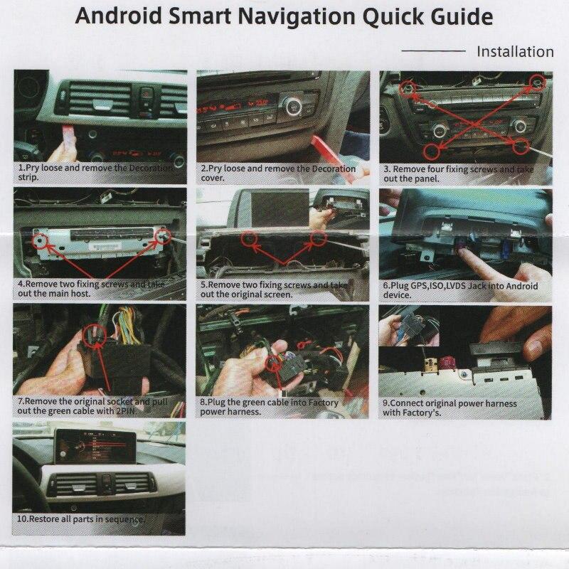 Liislee for BMW 3 E90 E91 E92 E93 2004~2010 CCC - NBT Style Car Multimedia GPS Audio Media Radio Stereo Navigation Player NAVI 1