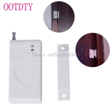 433MHZ Wireless Door Window Magnetic Sensor Detector Alarm Home Security System #S018Y# High Quality