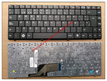 original new laptop keyboard for Gigabyte  E1425A SP spain layout