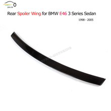 Buy E46 Carbon Fiber Rear Trunk Lid Lip Boot Spoiler Wing BMW E46 3 Series Sedan 1998 2000 2001 2002 2003 2004 2005 for $85.49 in AliExpress store