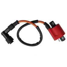 GOOFIT Performance racing Ignition Coil for CG 125cc 150cc 200cc 250cc ATV Dirt Bike Go Kart Vertical Engine H053-009(China)
