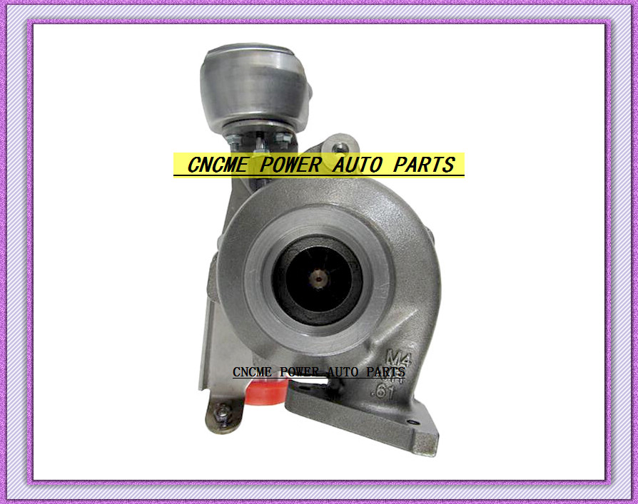 Turbo Full Turbine Turbocharger GTA1746LV 761618 761618-5003S 8200735758 8200683849 For Suzuki Vitara F9Q 1.9L ddis 96KW 130HP (2)