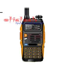 by dhl ro ems 20 sets hot sael Baofeng GT-3 MarkII Dual Band 2M/70cm 136-174/400-520MHz Ham Two-Way Radio Walkie Talkie
