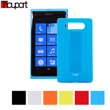 For Nokia Lumia 820 Battery case Protector Battery cover Replace Original back cover PC cases Candy color For Nokia 820
