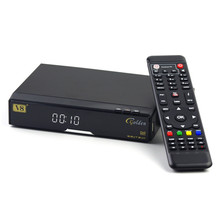Freesat V8 DVB-S2 Satellite TV Receiver  Channel Golden HD TOP Box with Remote control&Power Ada EU/UK/US/AU Plug
