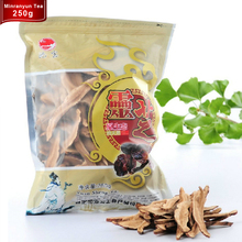 250g Chinese Health Tea Dried Wild Lingzhi Red Reishi Mushrooms Ganoderma Lucidum Slices Herbs Lingzhi Tea or Chinese Tea Set