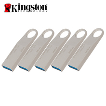 Kingston USB 3.0 DataTraveler USB Flash Drive Pendrives U Stick DTSE9G2 8GB 16GB 32GB 64GB 128GB Pen Drive Metal Flash Memory