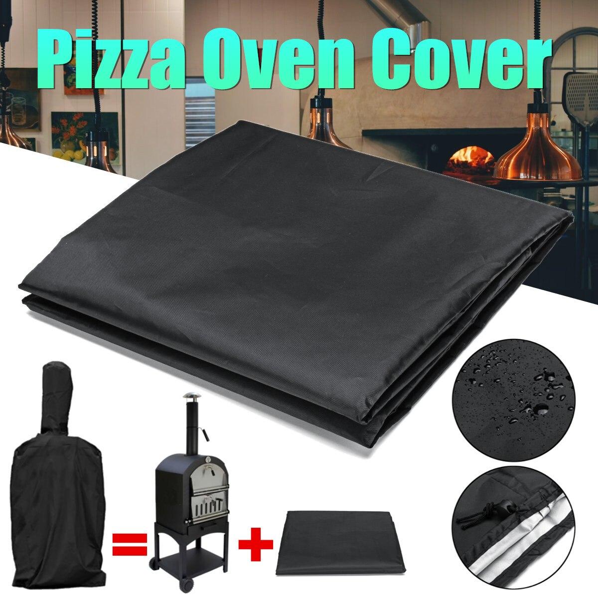 Pizza Oven Cover Outdoor Garden Waterproof BBQ Rain Covers Dustproof