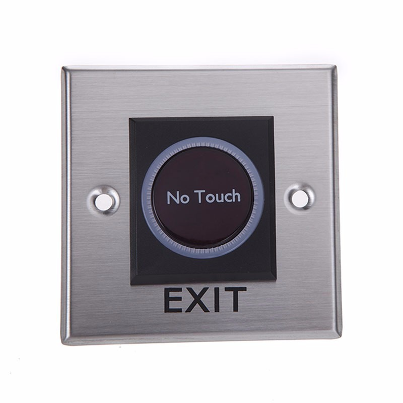 push touch exit button door eixt release button for access control system<br>