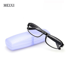 High Number Clear Men Women Unisex Reading Glasses Boxed +4.5 +5.0 +5.5 +6.0(China)