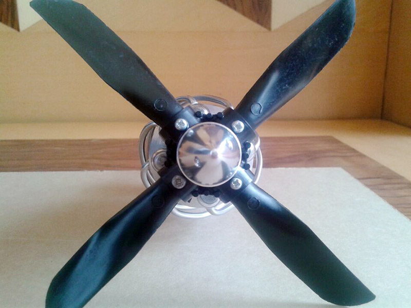 Stirling engine 8