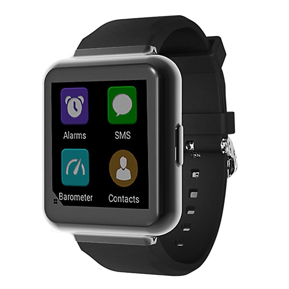 FINOW Q1 Android 5.1 1.54 inch 3G Smartwatch Phone MTK6580 1.3GHz Quad Core 1GB RAM 8GB ROM Pedometer Gravity Sensor<br><br>Aliexpress