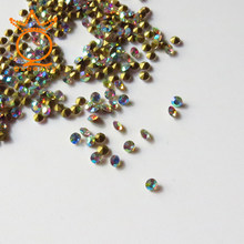 1440pcs pack Crystal AB Mix Sizes SS3 SS4 SS6 SS8 SS10 SS12 SS16 SS20 SS30  SS34 Point Back Rhinestones glass strass chaton stone d7f6a748e1ac