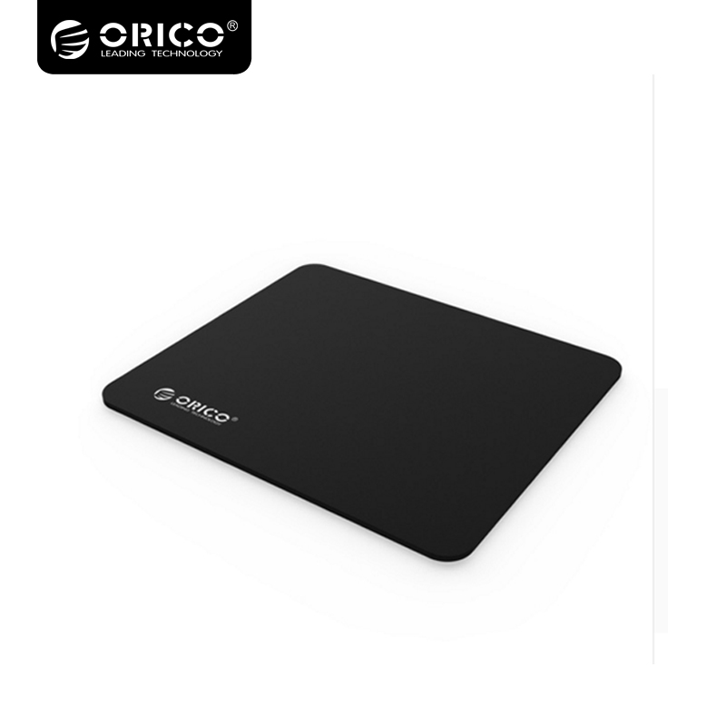 ORICO Natural Rubber Cloth Home Office Game Mouse Pad Thick 5mm Durable Mouse Accessory Unvseral Mouse Pad for PC MPS3025-BK(China)