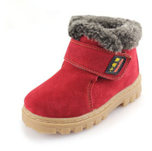 kids boots boys girls boots warm cotton snow boots boys comfortable leather girls winter boots kids shoes girls boys shoe