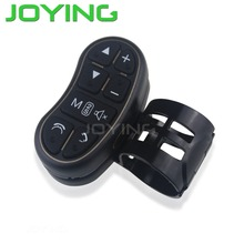 Joying universal multifunctional wireless steering wheel controller for Car DVD player GPS navigation system