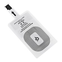 Slim 8-pin Input Devices Wireless Charging Adapter Module Pad Coil Short Type Safe Speedy Charging for iPhone 5 5s 6s 6 Plus