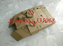 HENG LONG 3908/3908-1 RC tank BRITISH CHALLENGER 2  1/16 spare parts No. 3908-003 Turret cover