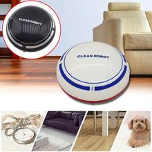 High Quality Universal Smart Robot Vacuum Automatic USB Rechargeable Floor Cleaner Robot Sweeping for Home(China)