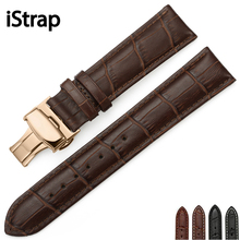 Genuine Leather Watch Band Strap Bracelet for Tissot Tudor Breitling Hours 12 13 14 15 16 18mm 19mm 20mm 21mm 22mm 24mm Belt(China)
