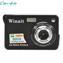OMESHIN Factory Price 18 Mega Pixels CMOS 2.7 inch TFT LCD Screen HD 720P Digital Camera US May23 Drop Shipping