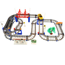 Starz Thomas And Friends Trains Toys Kid Boy Electric Rail Road Set Motorized Hot Mini Model with retail Box Kids Toy Gift(China)