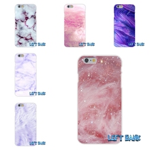 Pale Pink Marble Texture Design Soft Silica Gel TPU Phone Case Silicone Case For HTC One M8 M9 A9 Desire 630 530 626 628 816 820