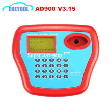 Latest V3.15 Super AD900 Key Programmer With 4D Function Add Copying 4D Chip Recognizing&Reading 8C/8E Chip Transponder Clone(China)