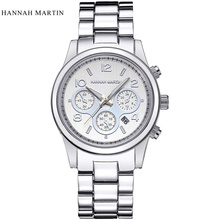 2017 HM Men Women Top Brand Luxury Quartz-watch Wrist Watch Fashion Casual Ladi Silver Quartz Dress Business Designer Wristwatch