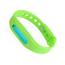 Anti Mosquito Bug Repellent Wrist Band Bracelets Insect Bug Lock Camping