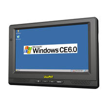 "LILLIPUT PC-865 8"" TFT LED Mobile Data Terminal Embedded All In One PC with OS WinCE 6.0 Linux 2.6.32(China)"