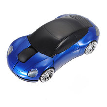 2017 mini Wireless Car Optical Mouse Car Shape Wireless Mouse Cool Fashion Mice For PC Laptop + USB receiver