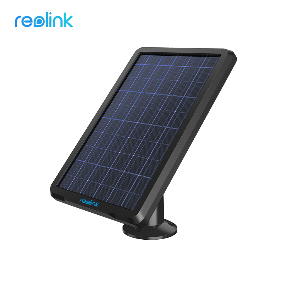 Reolink Solar Panel for Reolink Argus 2 Rechargeable Battery Powered IP Security Camera<br>