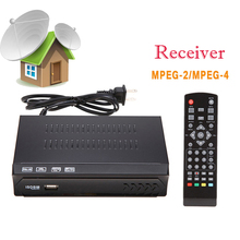 DMYCO Digital Video Broadcasting Receiver ISDBT M5 high quality support MPEG-2/-4 H.264 full Multimedia Player for Brazil Chile(China)