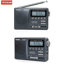 TECSUN DR-920C DIGITAL DISPLAY FM AM MW SW Stereo Multi 12 BAND RADIO receiver Quality Nice VS Tecsun PL-310ET Degen DE13 Panda(China)