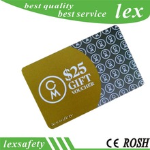 Best Technology print pvc card chip / Original MF1 S70 13.56MHZ 32kbit(4Kbyte) Contactless RFID Smart Plastic Card