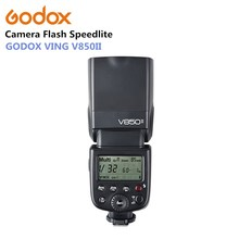 Buy Godox Ving V850II Camera Flash GN60 2.4G 1/8000s HSS Camera Flash Speedlight Canon Nikon Pentax Olympus for $149.00 in AliExpress store